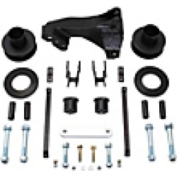 LOW PRICE 2007 Ford F-250 Super Duty Leveling Kit Pro Comp Tires