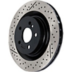 1998 Audi Cabriolet Brake Disc StopTech found on Bargain Bro India from JC Whitney for $160.45