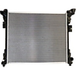 2013 Dodge Grand Caravan Radiator Crown Automotive
