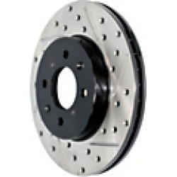 2017 Mini Cooper Brake Disc StopTech found on Bargain Bro India from JC Whitney for $110.29