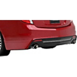 2010 Lincoln MKS Rear Skirt 3dCarbon found on Bargain Bro India from JC Whitney for $527.26