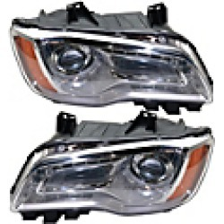 2014 Chrysler 300 Headlight Replacement found on Bargain Bro Philippines from JC Whitney for $2020.35