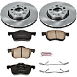 2003 Volvo S60 Brake Disc and Pad Kit Powerstop found on Bargain Bro Philippines from JC Whitney for $158.03