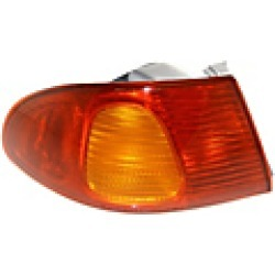 2002 Toyota Corolla Tail Light ReplaceXL found on Bargain Bro India from JC Whitney for $117.05
