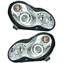 2004 Mercedes Benz C32 AMG Headlight Anzo found on Bargain Bro India from JC Whitney for $733.08