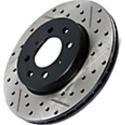 2001 Mitsubishi Galant Brake Disc StopTech found on Bargain Bro India from JC Whitney for $144.07