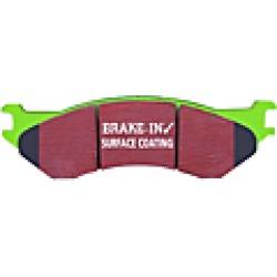 2015 Nissan Quest Brake Pad Set EBC Brakes