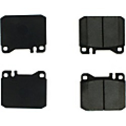 1978 Mercedes Benz 230 Brake Pad Set Centric found on Bargain Bro India from JC Whitney for $45.34