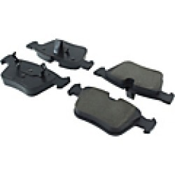 2011 Mercedes Benz ML63 AMG Brake Pad Set Centric found on Bargain Bro India from JC Whitney for $56.44