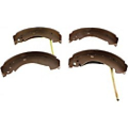 2008 Chevrolet Silverado 1500 Brake Shoe Set Centric