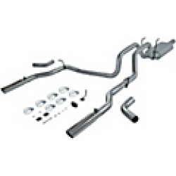 2008 Dodge Ram 1500 Exhaust System Flowmaster found on Bargain Bro India from JC Whitney for $587.95