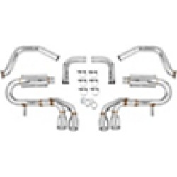 2004 Chevrolet Corvette Exhaust System Flowtech found on Bargain Bro Philippines from JC Whitney for $1007.95