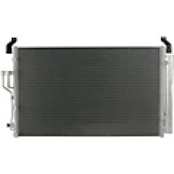 2012 Hyundai Veracruz A/C Condenser OSC found on Bargain Bro India from JC Whitney for $199.76