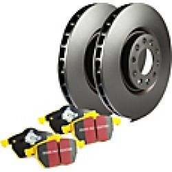 2014 Cadillac CTS Brake Disc and Pad Kit EBC Brakes found on Bargain Bro India from JC Whitney for $226.98