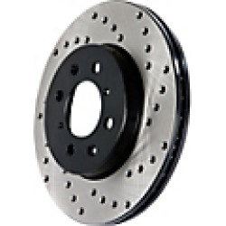2004 Mercedes Benz C32 AMG Brake Disc StopTech found on Bargain Bro India from JC Whitney for $301.02