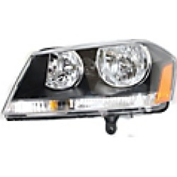 2014 Dodge Avenger Headlight ReplaceXL found on Bargain Bro India from JC Whitney for $219.65
