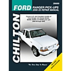 2009 Mazda B4000 Repair Manual Chilton found on Bargain Bro India from JC Whitney for $39.41