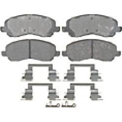 2001 Mitsubishi Galant Brake Pad Set AC Delco found on Bargain Bro India from JC Whitney for $73.27