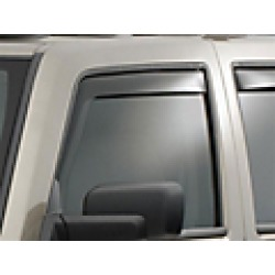 2010 Jeep Commander Window Visor WeatherTech found on Bargain Bro India from JC Whitney for $83.94