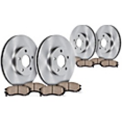 2009 Buick LaCrosse Brake Disc and Pad Kit SureStop found on Bargain Bro India from JC Whitney for $166.91