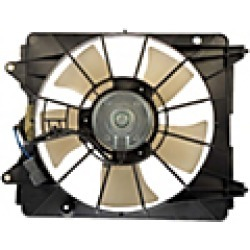 2011 Honda Civic Cooling Fan Assembly Dorman found on Bargain Bro India from JC Whitney for $230.25