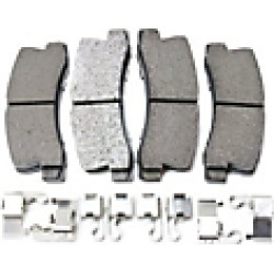1999 Toyota Celica Brake Pad Set Centric found on Bargain Bro Philippines from JC Whitney for $60.92