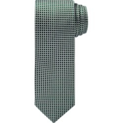 1905 Collection Woven Mini Check Tie