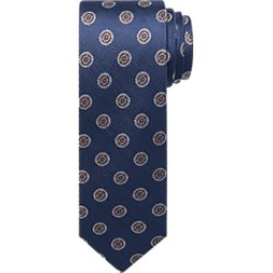 1905 Collection Oval Medallion Tie