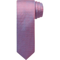 1905 Collection Mini Squares Tie - Long