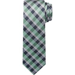1905 Collection Check Tie - Long