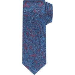 1905 Collection Woven Paisley Tie