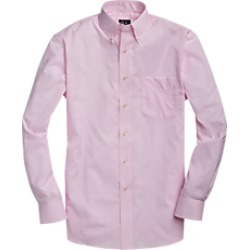 Traveler Collection Tailored Fit Button-Down Collar Check Men's Sportshirt CLEARANCE