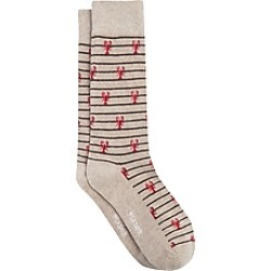 Jos. A. Bank Lobster Socks, 1-Pair CLEARANCE