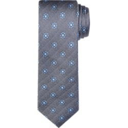 1905 Collection Round Medallion Tie