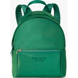 The Nylon City Pack Medium Backpack - Forest Night - One Size found on Bargain Bro UK from katespade.co.uk