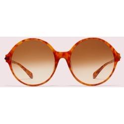Wren Sunglasses - Brown - One Size found on Bargain Bro UK from katespade.co.uk