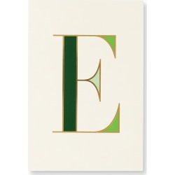 Initial Notebook E - Green - One Size found on Bargain Bro UK from katespade.co.uk