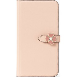Kate Spade Flower Hardware Wrap Folio Iphone Xr Case, Rosycheeks