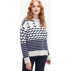 Anchor Sweater - Cream - M (Uk 12-14) found on Bargain Bro UK from katespade.co.uk