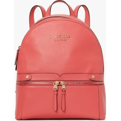 The Day Pack Medium Backpack - Peach Melba - One Size found on Bargain Bro UK from katespade.co.uk