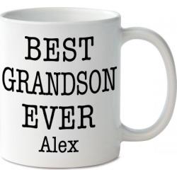 Best Grandson Ever Mug