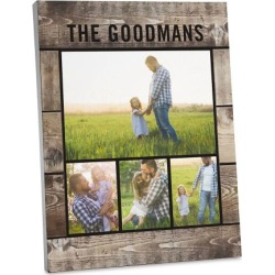 Wood Slats Photo Plaque found on Bargain Bro India from Lillian Vernon for $24.99