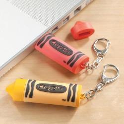 8GB USB Drive Crayola