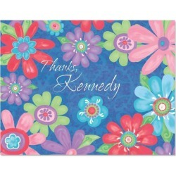 Blossom Thank You Card