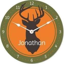 Hunting Season Clock