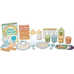 Mealtime Playset by Melissa & Doug® found on Bargain Bro India from Lillian Vernon for $36.99