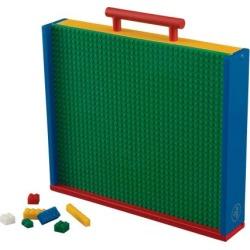 KidKraft On-The-Go Building Block Set found on Bargain Bro India from Lillian Vernon for $37.99