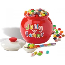 Jelly Bean Jar found on Bargain Bro India from Lillian Vernon for $12.99