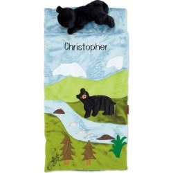 Sleeping Bag with Stuffed Bear found on Bargain Bro India from Lillian Vernon for $99.99