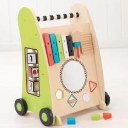 KidKraft Push Along Cart found on Bargain Bro India from Lillian Vernon for $89.99